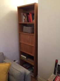 Bookcase/Shelving unit with inbuilt desk
