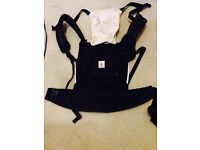 Ergobaby carrier- used but in great condition