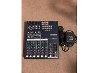 Yamaha MG102C 10 Channel Mixer - LIKE NEW