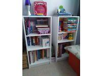 Bookcase x 2