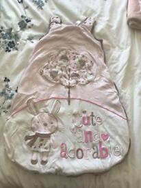 Sainsbury's sleeping bag 6 to 12 months