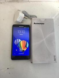 LENOVO A616 Dual sim android phone boxed like new £80 ONO