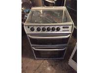 Nice & Clean CANNON Silver Gas Cooker Fully Working with 5 Month Warranty
