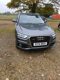 Audi Q3 2.0 TDI S Line Quattro 5dr Open to sensible offers
