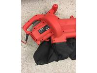 Sovereign Electric Blower Vac