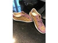 Authentic ladies Gucci Brooklyn trainers