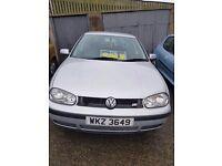 For Sale Vw Golf 2001 5 door diesel