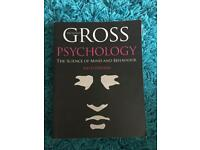 PYSCHOLOGY the science of mind and behaviour by Richard gross