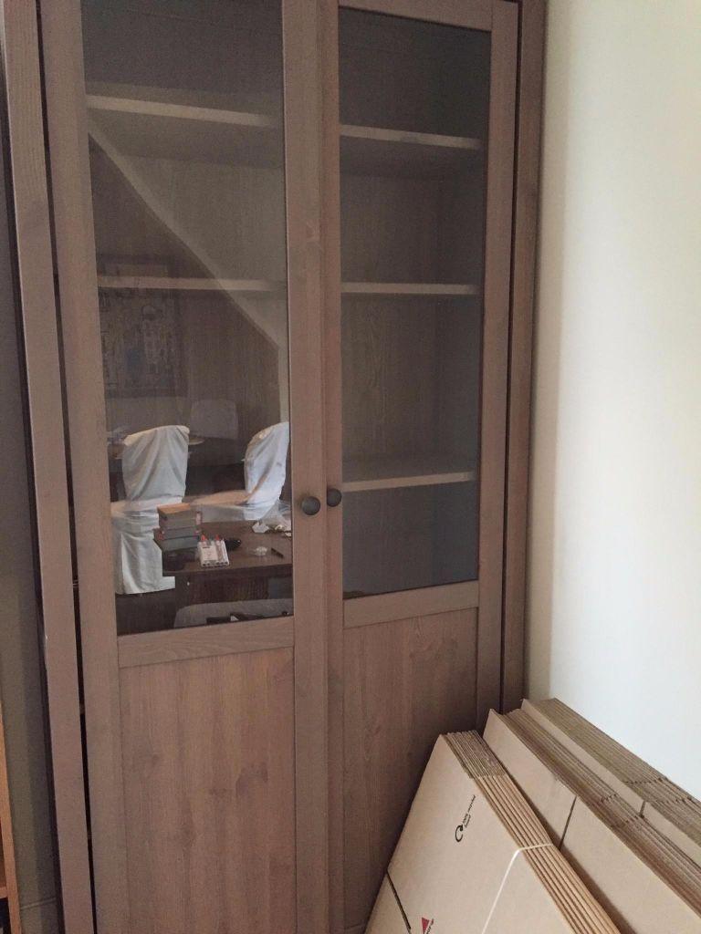 ikea Hemnes Living Room Grey Set : TV Bench + Coffe Table + ...