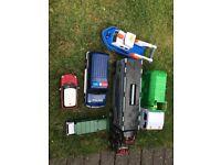 Joblot of toys outdoor ?