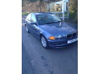T reg Bmw 323 automatic taxed and motd 495 ono