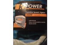 For sale a variable speed jigsaw 350 w