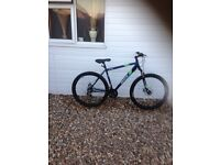 SOLD! Men's mountain bike Apollo paradox limited edition