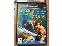 Prince of Persia The Sands of Time GameCube