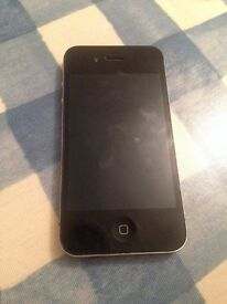 Apple iPhone 4 - great working condition!