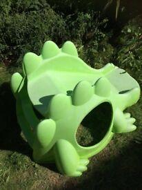 Toddler 'Dinosaur' Slide
