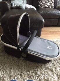 I candy peach main carrycot