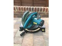 Makita MLS100 mitre saw 240v