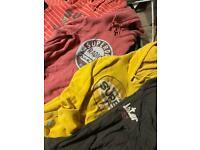 Super dry / Hollister jackets