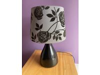 Pretty pair of table lamps