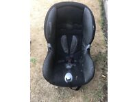 Good condition car seat new £90 selling just £30 smoke and pet free home
