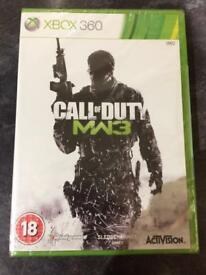 Brand new call of duty mw3