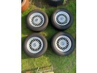Original BMW tyres