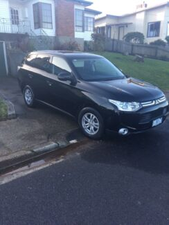 2013 Mitsubishi Outlander Wagon very low km Burnie Burnie Area Preview