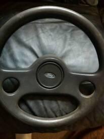 Xr2 steering wheel