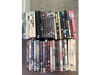 Classic film and comedy on DVD, incl the office, Phoenix nights, matrix, love actually, shawshank
