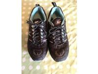 Ladies UK Gear trainers - Size 5