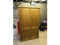 Boori Country Wardrobe Teake