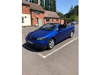 Vauxhall Astra 1.8 convertible