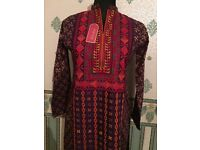 Asian Embriodered Kurta (shirts) of High quality for retail and wholesale