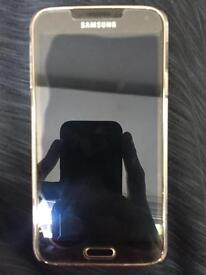 Samsung s5 open to all network gold