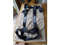 SPARCO RACING HARNESS