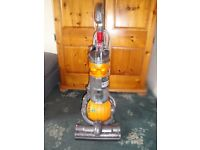 dyson dc24 all floors , perfectly working ,cleaned and serviced, 1 day sale