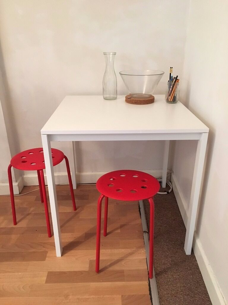 ikea melltorp dining table in pontcanna cardiff gumtree. Black Bedroom Furniture Sets. Home Design Ideas