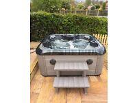 Atlantis spa whirlpool bath hot tub Balboa