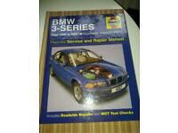 Haynes bmw 3 series 1998 to 2003