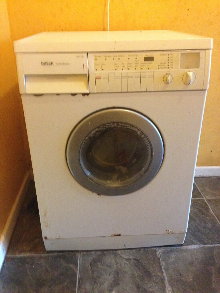 Bosch wfp 3300 washing machine for spares or repair for How much is a washing machine motor