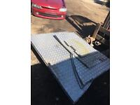Aluminium / Ally chequer plate / sheets