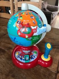 V-Tech Learning and Discovery Globe