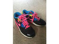Nike Air Max trainers size UK 5