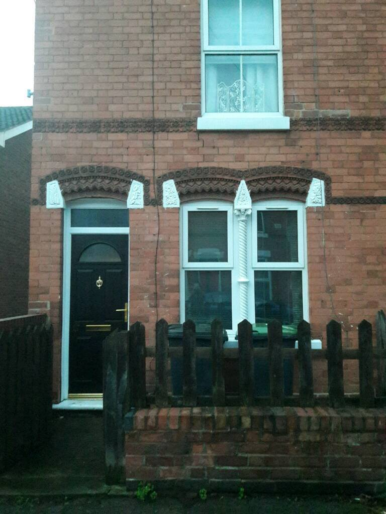 3 bedroom Victorian house in Nottingham for a 2 b/r house/flat in North/North West London