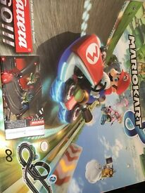 Carrera Mariokart race track set