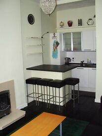 Bright Modern First Floor Flat (Double bedroom and box room)