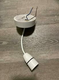 Pendant lamp holder x4
