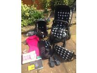 Mamas and Papas Sola Travel System...Reduced