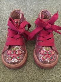 Lelli Kelly size 4.5(21) boots
